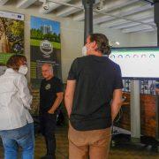 """TreeMania-partners bij """"Baumpraxis""""-evenement"""