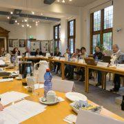 GIQS organised FOOD2020 steering group meeting