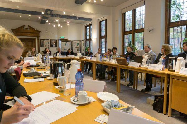 GIQS organiseerde FOOD2020 stuurgroepmeeting