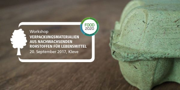 Workshop zu nachhaltigen Verpackungsmaterialien für Lebensmittel