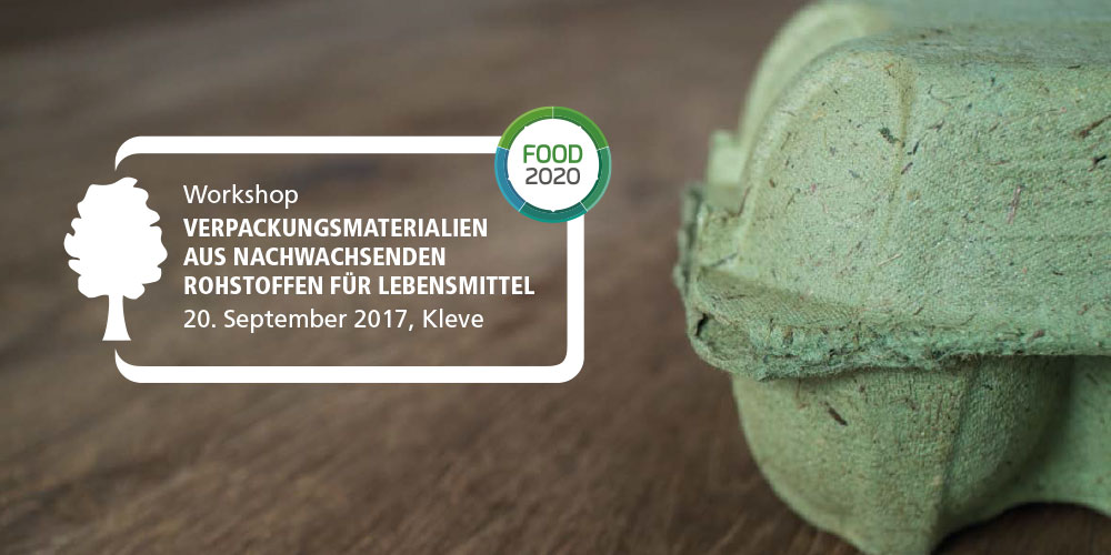 Workshop on sustainable food packaging materials