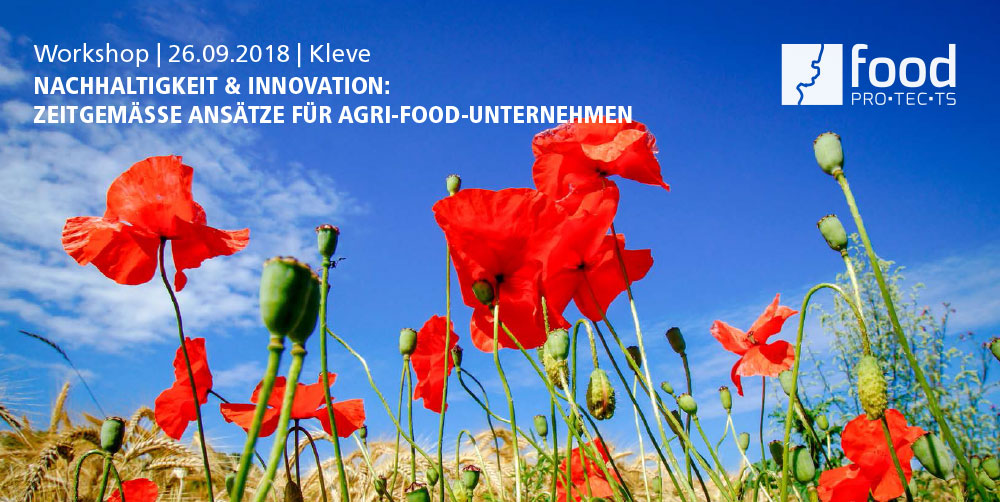 Workshop: Contemporary approaches for agri-food companies