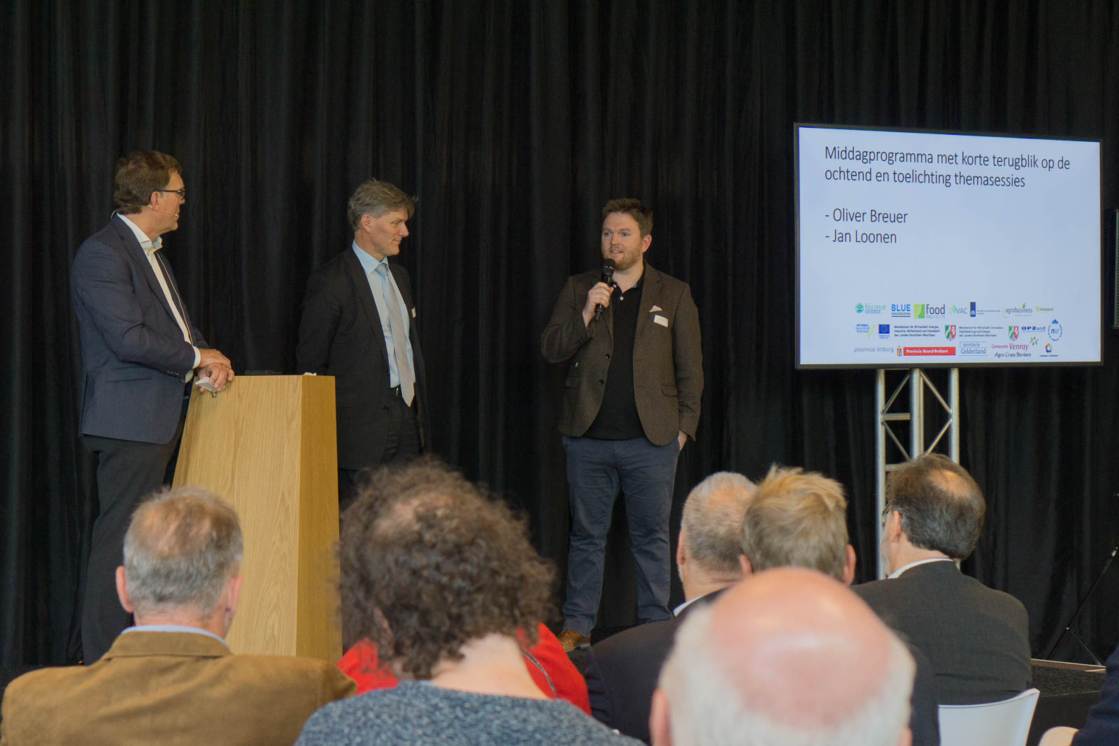 "Event ""HighTech meets Biomass"" successful"