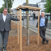 New trees for Krefeld